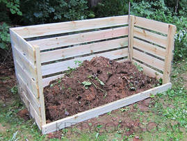 Exceptional Easy To Build Compost Box